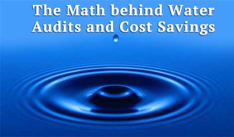 Water Audits and Cost Savings